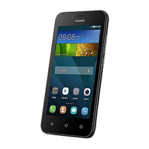 Huawei Ascend Y5Smartphone, 8GB, Marke TIM, Schwarz
