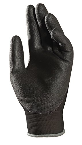 Mapa professional ultrane 40510-548-06guanti protettivi, nero (confezione da 2)