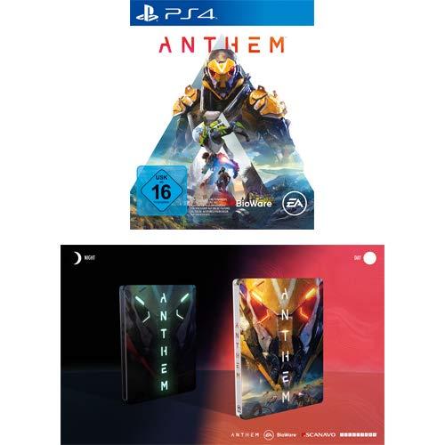 Anthem - Standard Edition inkl. Steelbook - [PlayStation 4]