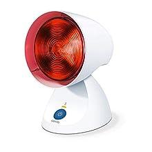 Sanitas SIL 29 Lampe infrarouge intense avec minuterie, fonction arrêt et écran réglable