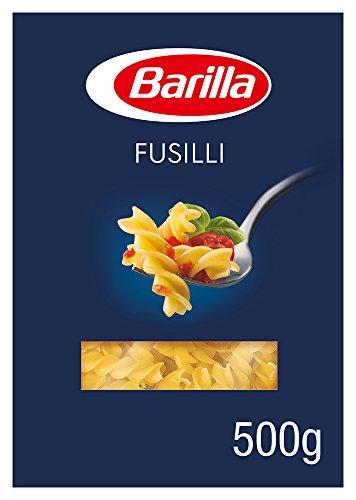Barilla Hartweizen Pasta Fusilli n. 98 – 1er Pack (1x500g)