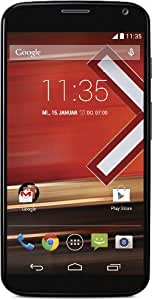 Motorola Moto X Smartphone, 4,7 Pollici Display AMOLED, Memoria 16GB, RAM 2GB, Fotocamera 10 MP, Android 4.4, Nero [Germania]