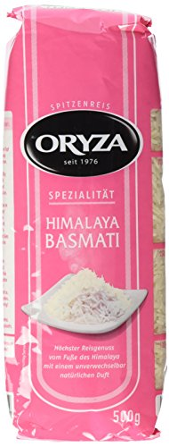 Oryza Himalaya Basmati, 7er Pack (7x500g)