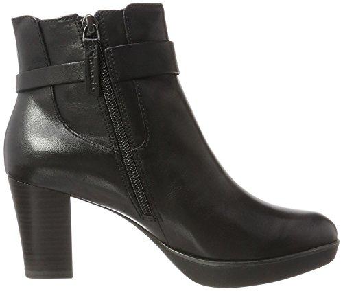 Tamaris Damen 25334 Stiefel Schwarz (Black Leather)