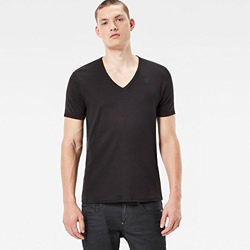 G-Star Raw, T-Shirt Uomo Nero (Black 990)