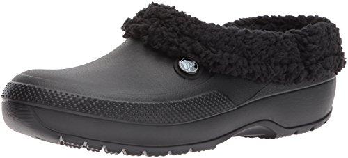 Crocs clscblitzen3clg, zoccoli unisex – adulto, nero black, 41/42 eu