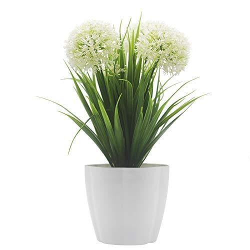 Xichen® – Planta Artificial en maceta, Hortensia–25cm