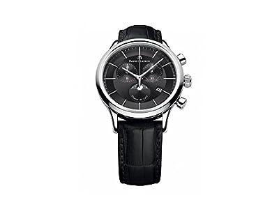 Maurice Lacroix Les Classiques Phases de Lune Chronographe Quartz watch, 40mm