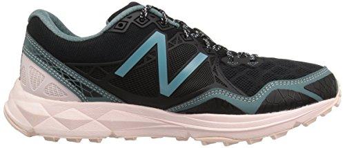 New Balance Performance, Chaussures de Trail Femme, Noir Multicolore (Black/Pink)