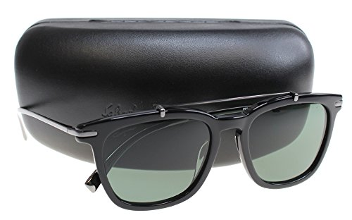 salvatore-ferragamo-sf-820sp-rechteckig-acetat-metall-herrenbrillen-black-grey-green-polarized-001-a