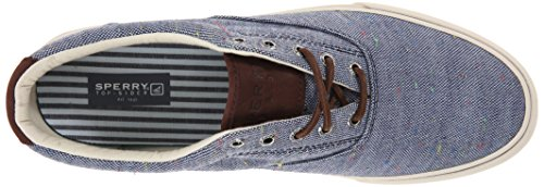 Sperry STRIPER LACELESS Herren Sneakers Navy