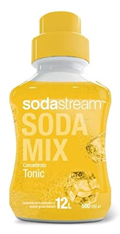 SodaStream Soda Mix Concentrate - Tonic 500ml (Makes 12 Litres)