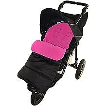 Saco/Cosy Toes Compatible con montaña buugy Mini carrito de bebé, color rosa
