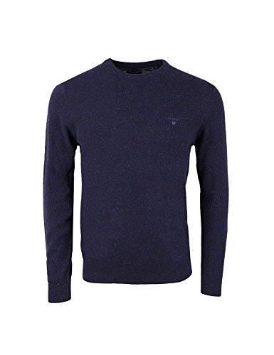 Gant Men's Men's Sweater In Size L Navy
