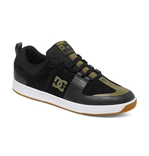 Dc Shoes Sneaker Uomo Noir / Noir / Gomme