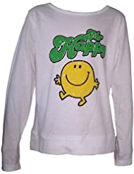 Tee-Shirt manches longues Mr Happy