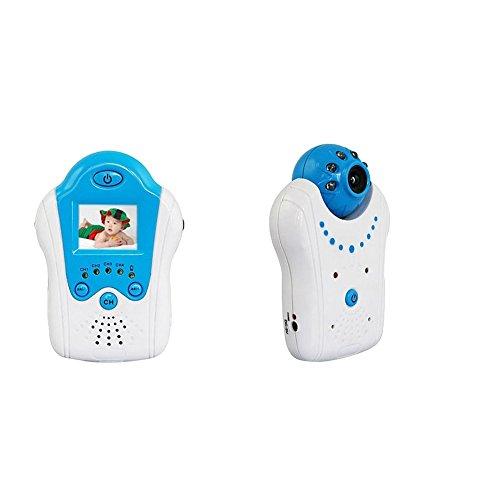 SmartEra® 2,4 GHz Wireless Baby Monitor, 1,5 Zoll LCD Bildschirm, integrierte in omnidirektionale Antenne, Echtzeit Tracking - Baby-video-monitor-sommer