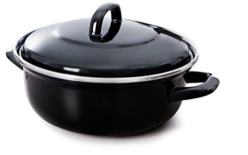 bk cookware B1208.528 Fortalit Bratentopf, 28 cm, 4 L