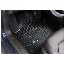 Gummimatten Gummi Fußmatten hinten Original VW Passat 3C B7 CC B6 3C0061512  82V