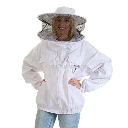 Buzz Workwear Imker Biene Jacke rund Hat–Kleine