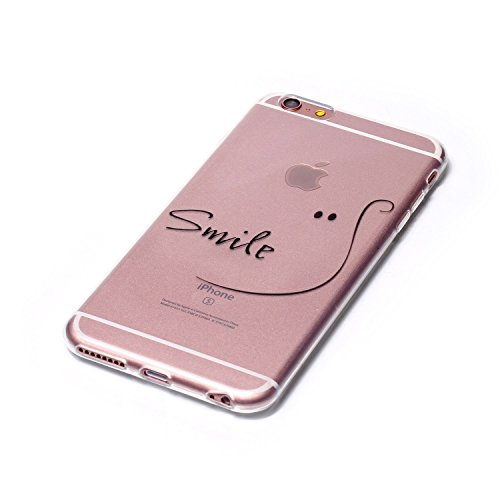 Apple iPhone 6/6S 4.7 Hülle, Voguecase Schutzhülle / Case / Cover / Hülle / TPU Gel Skin (Stein 02) + Gratis Universal Eingabestift Smile 07