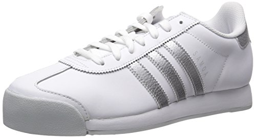 Adidas Samoa Uomo US 8 Bianco Scarpa da Corsa
