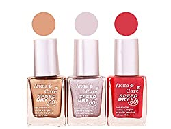 Aroma Care Infinite Shine MULTICOLOR Nail Lacquer 23052016001