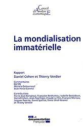 La mondialisation immatérielle (CAE n.76)