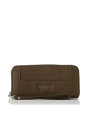 Guess Portefeuille Delaney SWPY4535460 Chestnut