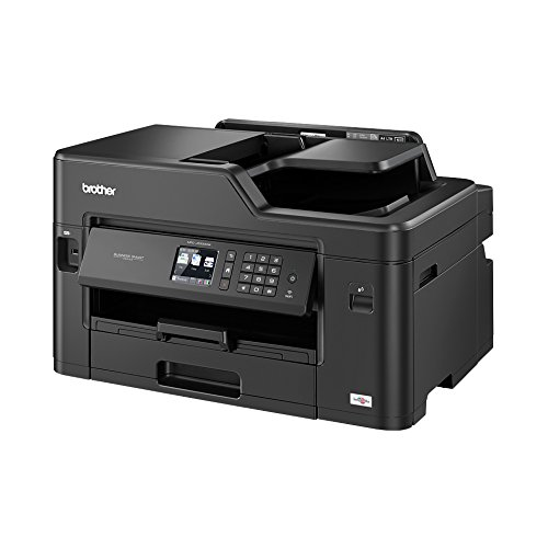 Brother MFC-J5330DW 4-in-1 Farbtintenstrahl-Multifunktionsgerät (Drucker, Scanner, Kopierer, Fax) (Brother-wlan-drucker-fax)
