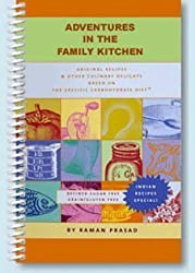 Adventures in the Family Kitchen: Original Recipes Based on the Specific Carbohydrate Diet