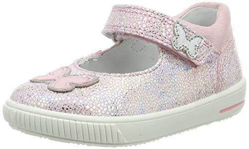 df0291f0101d50 Superfit Baby Mädchen Moppy Ballerinas Pink (Rosa 55) 21 EU