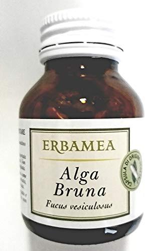 ALGA BRUNA FUCUS Estratto secco 50 capsule da 593 mg