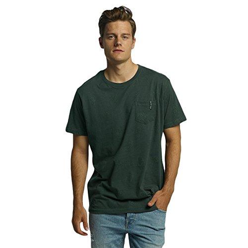 Just Rhyse Cedarville T-Shirt Green Grün