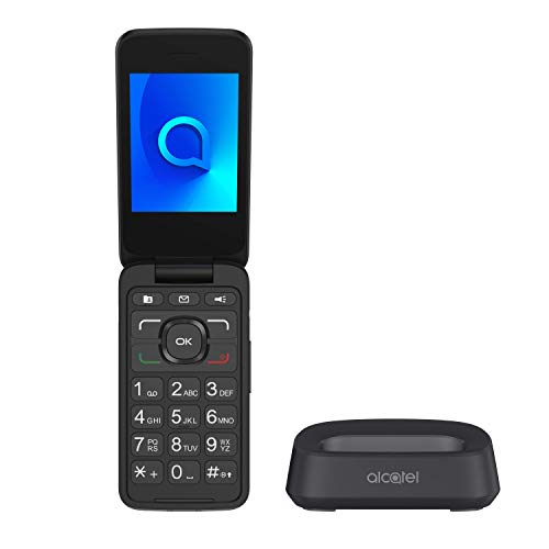 Alcatel 3026X-2AALWE1 30.26, Mobilephone, 256 Mb Metallic Grau