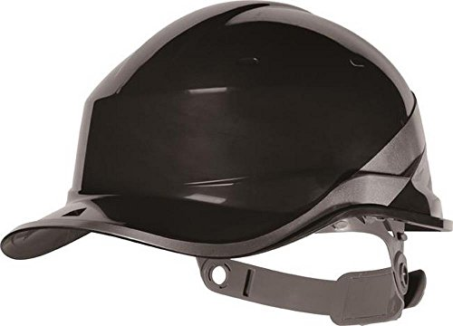 Delta Plus Venitex Diamond V Casque de protection Mens nouveau casque Black