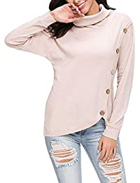 Mujer Blusas Ropa Camisetas Tomwell Amazon es Y Tops xqP8wYvw 348362ee65d