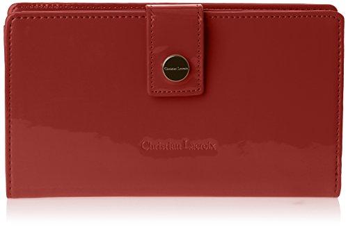 Christian LacroixJonc Pm1 - Portafogli Donna , Rosso (Rot - Rouge (Vermeil 3C02)), taglia unica