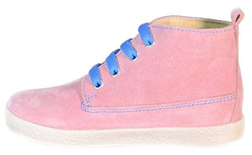 Falcotto-Falcotto Bottines Fille 1196 Cuir Rose Rose - rose