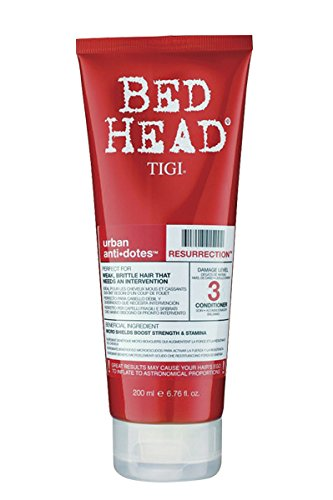 Tigi Bed Head Resurrection Conditioner, 1er Pack (1 x 200 ml) (Conditioner Head Feuchtigkeitsspendende Bed)