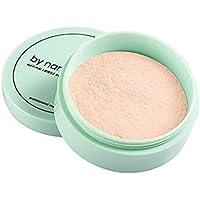 Providethebest Polvos Prensados translúcido con soplo suave del polvo de cara del maquillaje a prueba de agua Loose Powder 802 # color natural