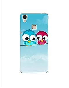 VIVO V3 max ht003 (2) Mobile Case by oker