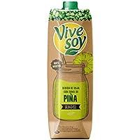 Vivesoy - Bebida de Zumo de Piña y Soja ...