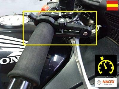 cruise control para motocicleta - control de crucero