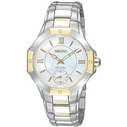 Seiko Damen-Armbanduhr Analog SRKZ78P1