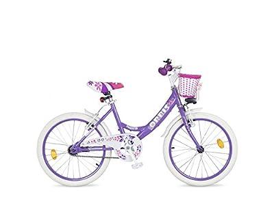 Orbis Bikes 20 Zoll Kinder Fahrrad MÄDCHENFAHRRAD KINDERFAHRRAD JUGENDFAHRRAD Kinder Bike Rad Tweety New LILA