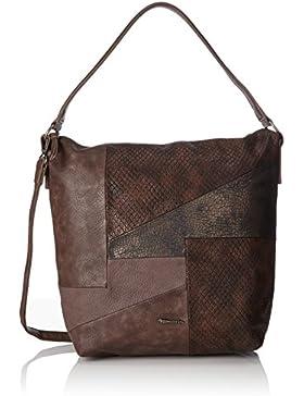 Tamaris Damen Bimba Hobo Bag Schultertasche, 14x40x30 cm