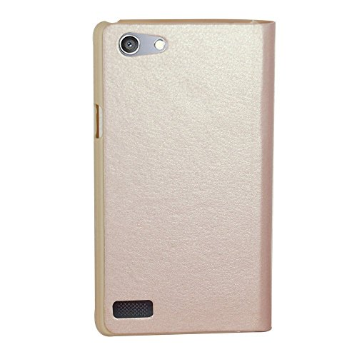 new style 7e510 56a47 Generic-A33F-Flip-Case-For-Oppo-Neo-7-Gold | Online Shopping Site in ...