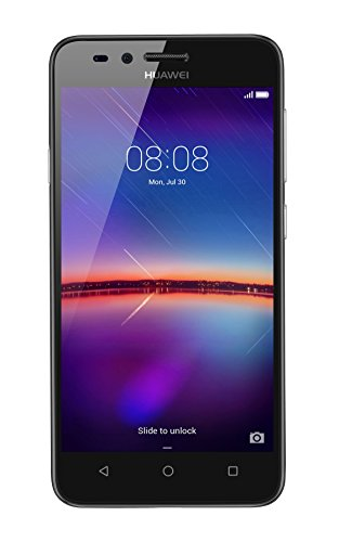 Foto Huawei Y3 II Pro Version Smartphone, Dual SIM, 8 GB, Nero