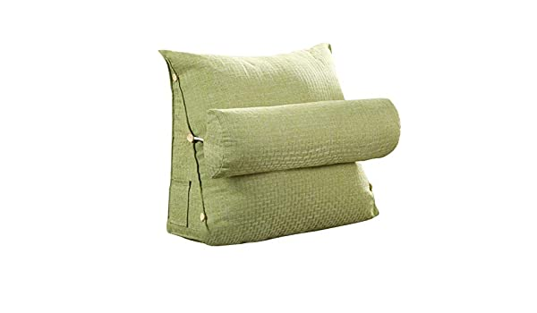JYCRA Triangle Pillow, Adjustable Back